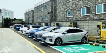 E-Mart to Install Electric Car Charging Stations at All Outlets