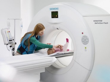 Siemens and Asan Medical Center Co-develop CT Scan Method for Children