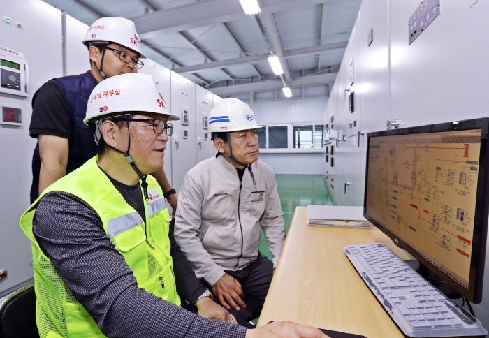SK Telecom Develops Combined Heat and Power System for Hyundai Factory