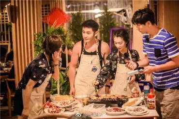 Chinese TV Shows Continue to Copy Korean Variety Programs