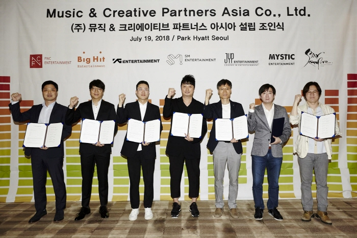 Seven Entertainment Firms to Launch Korean Version of Vevo