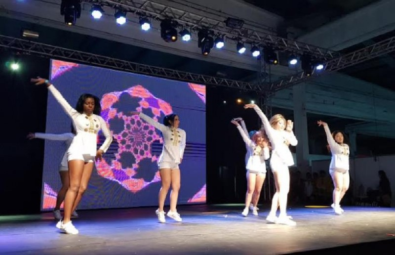 Sao Paulo Hosts K-pop Contest
