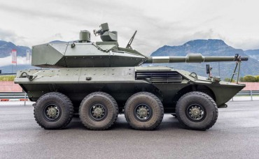 Iveco Defence Vehicles, Shareholder of the Iveco – Oto Melara Consortium (CIO), is Awarded a Contract to Deliver Ten Centauro II Armored Vehicles to the Italian Army
