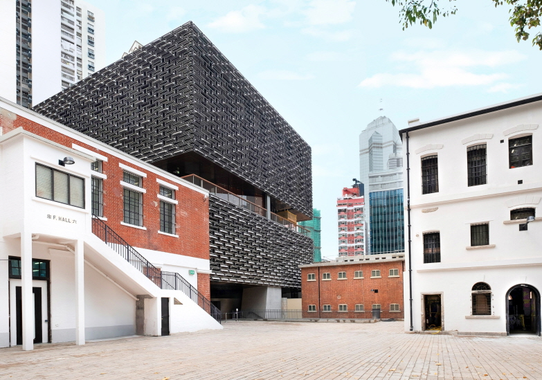 Tai Kwun is Hong Kong's latest heritage and arts attraction. (image: HKTB)