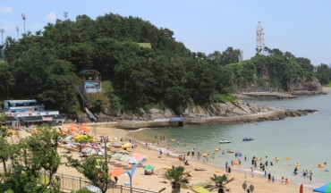 Namildae Beach Opens for the Summer
