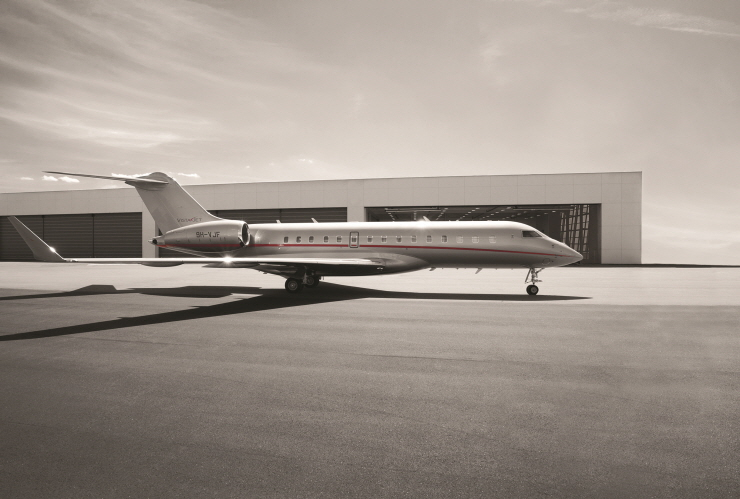 VistaJet Global 6000. (image: VistaJet Ltd)