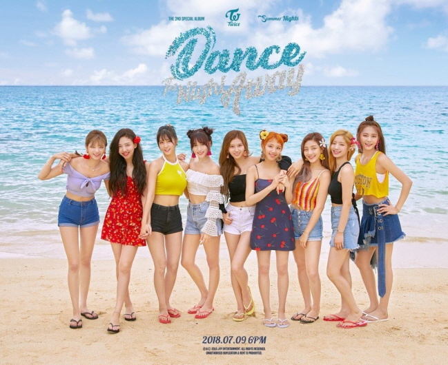 TWICE's New Song Takes Local Music Charts by Storm