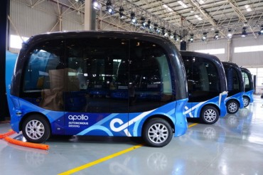 Baidu Joins Forces with Softbank's SB Drive, King Long to Bring Apollo-Powered Autonomous Buses to Japan