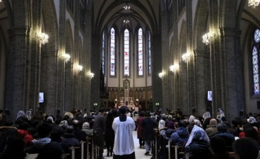 Catholics in Korea Increased Nearly 50 pct over Past 20 Years
