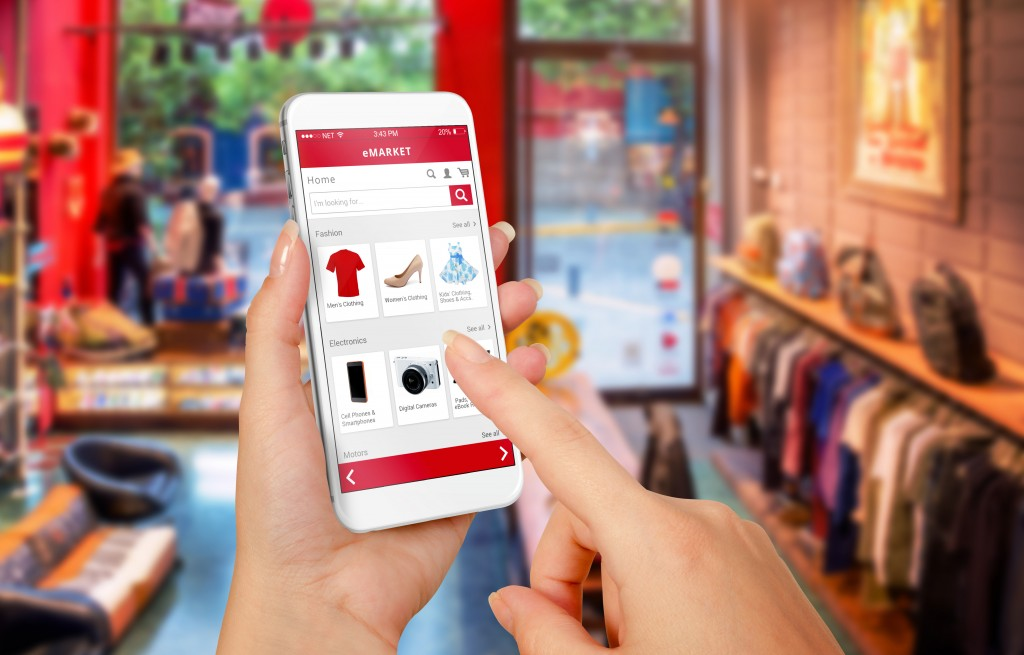 Items most purchased by shoppers in their 30s via mobile were child products and cosmetics, ranking first and second, respectively. (Image credit: Kobiz Media)
