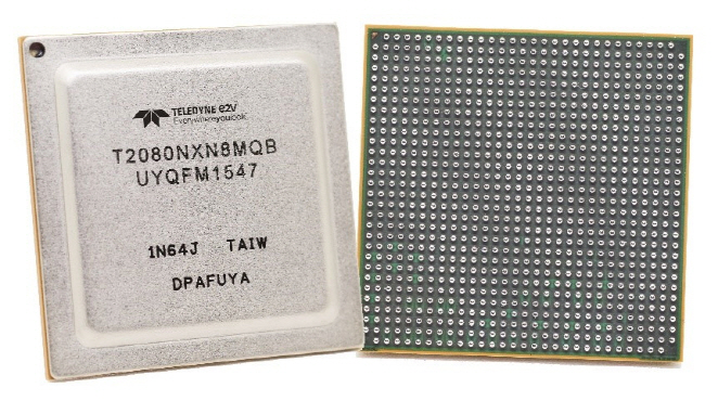 Teledyne e2v Announces First Military Grade Qualified Commercial Processors from NXP's T-Series