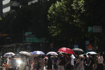 Heat Wave Boosts Retail Sales in S. Korea