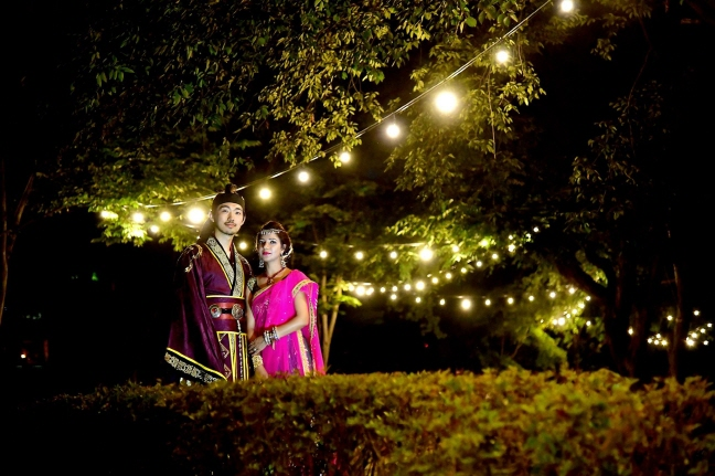 Korea's First Interracial Marriage Featured in Festival