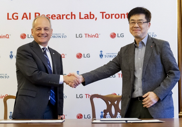 LG Electronics Opens First Overseas AI Research Lab