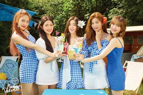 Red Velvet to Tour Thailand, Taiwan, Singapore