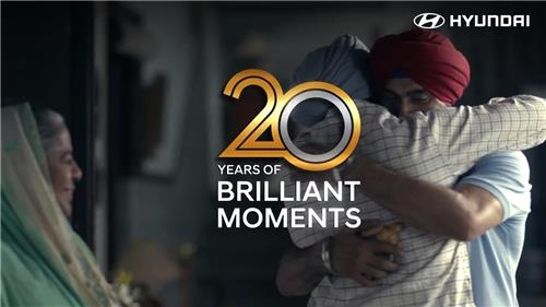 Hyundai Motor's Video for Indian Market Hits Record Number of YouTube Views