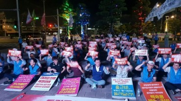 Freelance Drivers Turn to Collective Action to Protest Against Unfair Practices