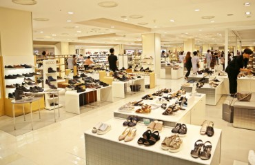 Heat Wave Boosts Department Store Sales in S. Korea