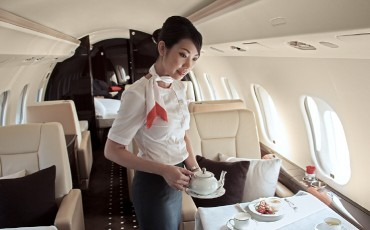 VistaJet Adds Michelin Stars to the Mid-Autumn Festival with On-board Cantonese Dining by Duddell's