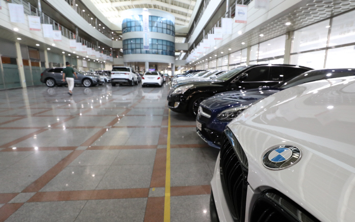 BMW Korea Fined 14.5 bln Won over False Emissions Papers