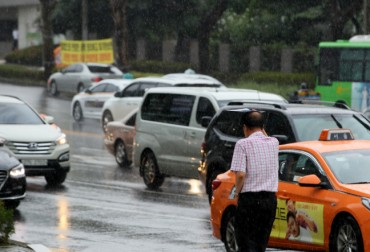 Heavy Rain Kills One, Injures Two in Seoul