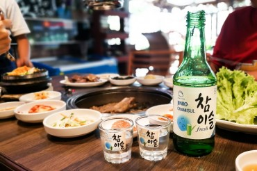 Soju Sales in Southeast Asia on Pace to Hit US$10 mln This Year