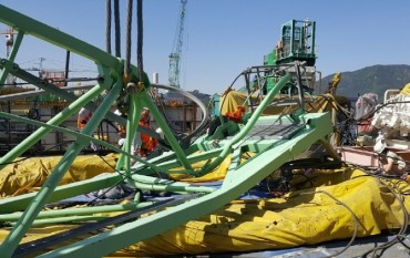 """""""Outsourced Risk"""" : 80% of Shipyard Deaths Involve Subcontractors"""