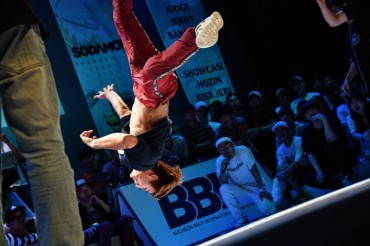 World Renowned B-boys Coming to Bucheon Ahead of International Competition