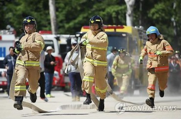 Chungju World Firefighters Games to be Held on Largest Scale