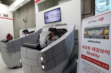 VR Festival Opens in S. Korea