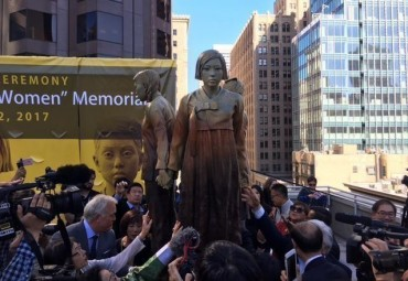 New Memorial Statue to be Unveiled in Seoul on Comfort Women Day