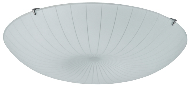 Ikea's Calypso ceiling lamp subject to a voluntary recall due to safety issues following reports of glass shades falling. (image: Ikea)