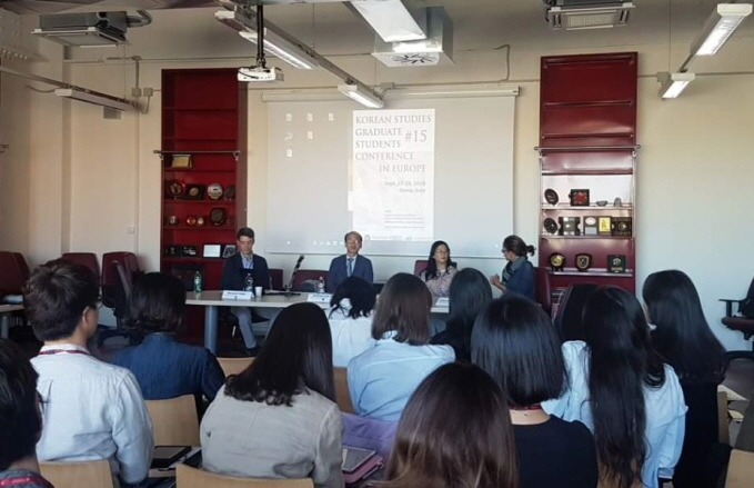 European Korean Studies Experts Gather in Rome for Conference