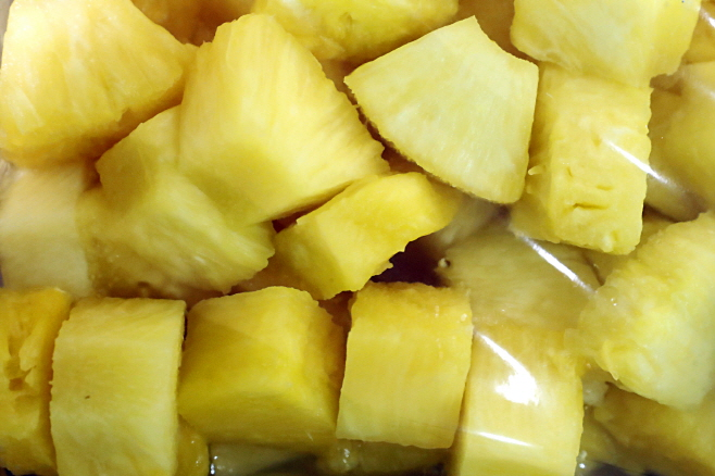 The ministry went through 74 petitions that were posted online between June 8 and August 31 and chose to investigate the fermented pineapple vinegar drink that had the greatest number of petitioned votes. (image: Yonhap)