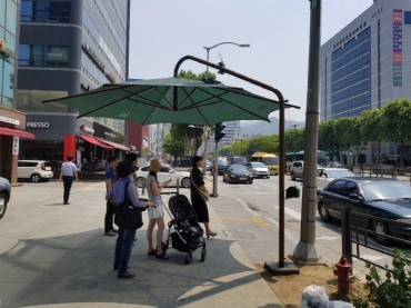 Seocho-gu Wins International Award for Environmentally-Friendly Innovation