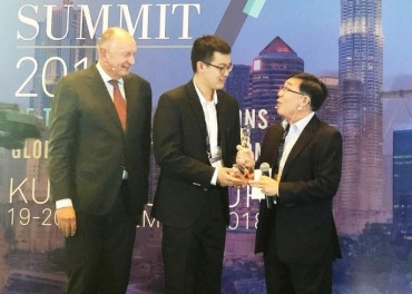 SCRY Won Florin Awards in Global Payment Summit