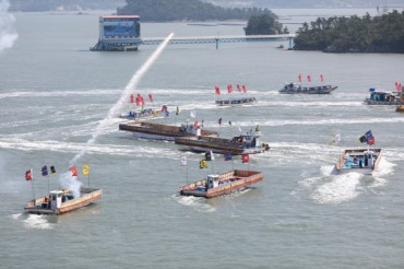 Haenam Celebrates Admiral Yi Sun-shin's Epic Sea Battle with 3-Day Festival