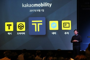 Kakao Mobility Joins Hands with JapanTaxi