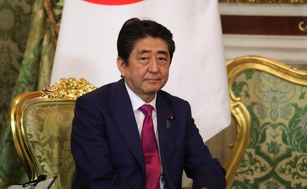Japanese Prime Minister Shinzo Abe (Image courtesy of Wikimedia)