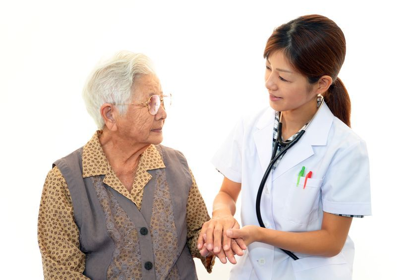 "47% of Dementia Patient Caregivers ""Quit Work"" Or ""Cut Down on Work Hours"" (Image credit: Kobiz Media/Korea Bizwire)"