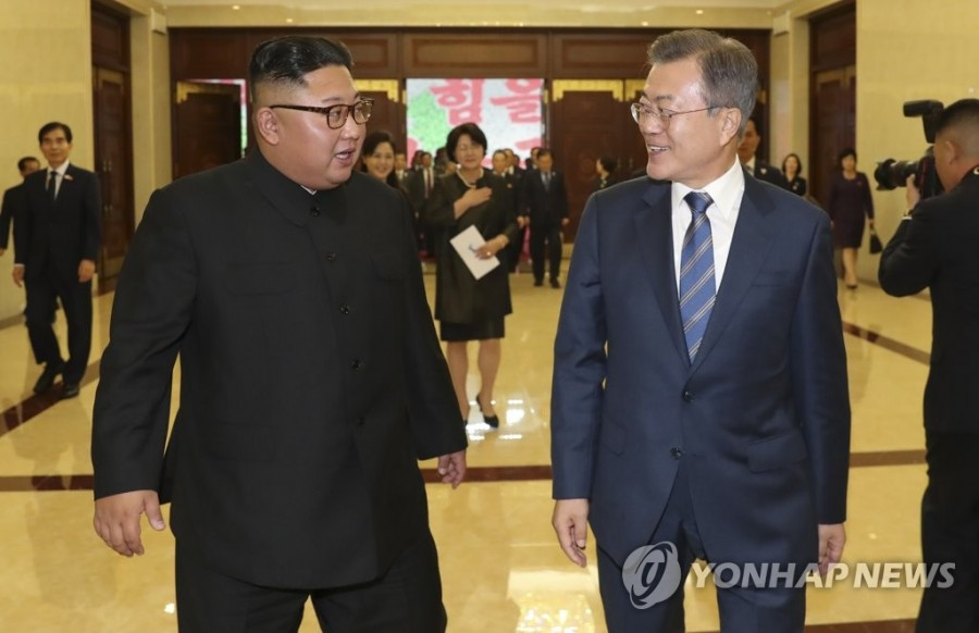 """Moon Chung-in: """"Kim Jong-un's Decision to Visit Seoul Was His Alone"""""""