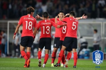 Son Heung-min Wraps Up Tight Monthlong Schedule with S. Korea