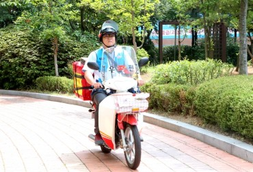 South Korean Letter Carriers Seriously Overworked