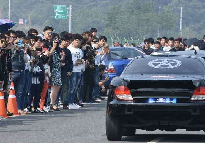 (image: Daegu Tuning Car Racing Contest Organizing Committee)