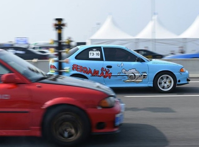 "Drag Racing Contest of ""Tuned Vehicles"" to Take Place in Daegu"