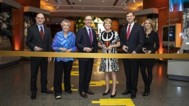 Dolby Laboratories Founder Honored with the Opening of the 'Ray Dolby Gateway to American Culture' at the Smithsonian Museum