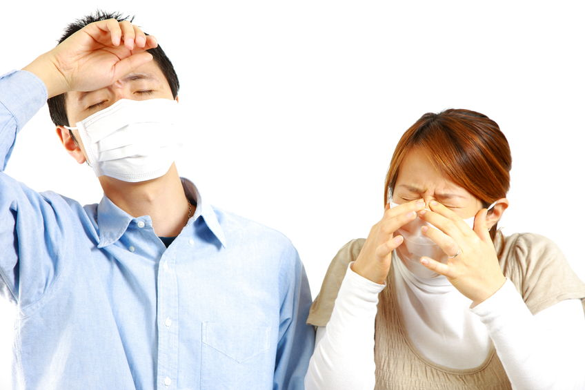 Scientists say that cooler weather and colds are not directly correlated. (image: Korea Bizwire)