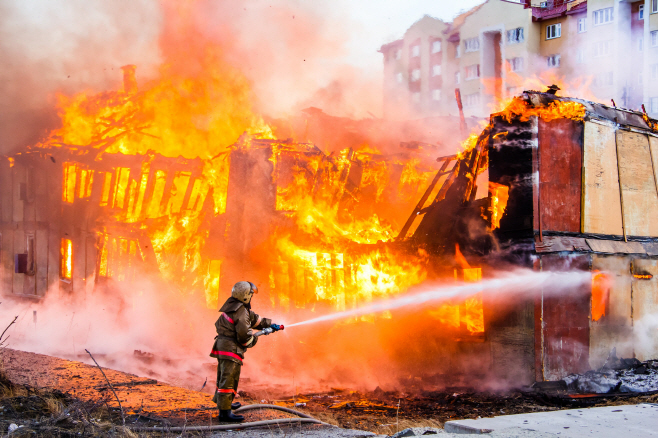 1 in 10 S. Korean Firefighters Have Considered Suicide This Year