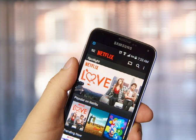 "The Korean Broadcasters Association has stated that an alliance with Netflix would be the ""starting point of the media industry's destruction."" (image: Korea Bizwire)"
