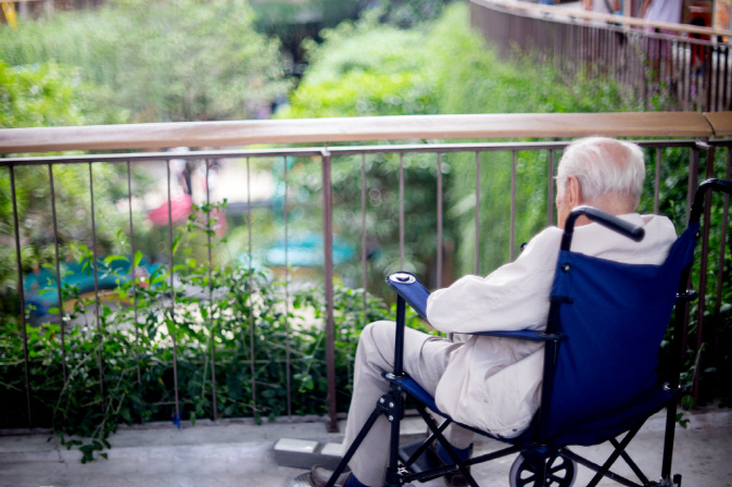 More Elderly People Dying Lonely Deaths